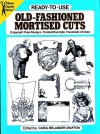 Ready-to-Use Old-Fashioned Mortised Cuts - Carol Belanger Grafton