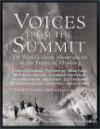 Voices From The Summit: The Worlds Great Mountaineers On The Future Of Climbing - Bernadette McDonald, John Amatt