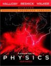 Fundamentals of Physics, Extended, Chapters 1 - 45 , Enhanced Problems Version - David Halliday, Robert Resnick, Jearl Walker