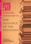 Bookclub-in-a-Box Discusses Muriel Barbery's novel: The Elegance of the Hedgehog - Marilyn Herbert, Muriel Barbery, Brittany Curran, Laura Godfrey