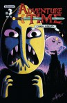 Adventure Time: Candy Capers #3 - Pendleton Ward, Ananth Panagariya, Yuko Ota, Evan Dahm, Ian McGinty, Maarta Laiho, Hannah Nance Partlow