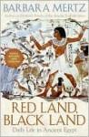 Red Land, Black Land - Barbara Mertz