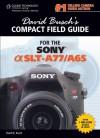 David Busch's Compact Field Guide for the Sony Alpha SLT-A77/A65 (David Busch's Digital Photography Guides) - David D. Busch