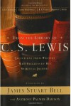 From the Library of C. S. Lewis: Selections from Writers Who Influenced His Spiritual Journey (Writers' Palette Book) - James Stuart Bell Jr., Anthony Palmer Dawson