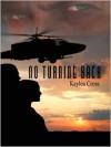 No Turning Back - Kaylea Cross