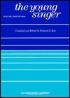 The Young Singer: Book One/ Baritone (Bass) - Richard D. Row