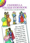 Make Your Own Cinderella Sticker Storybook - Thea Kliros, Thea Kilros