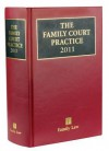 The Family Court Practice 2011 - Nicholas Wilson, Anthony Cleary, Jill Margaret Black
