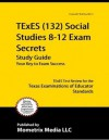 TExES (132) Social Studies 8-12 Exam Secrets Study Guide: TExES Test Review for the Texas Examinations of Educator Standards - TExES Exam Secrets Test Prep Team