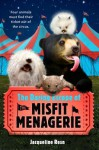 The Daring Escape of the Misfit Menagerie - Matthew Cook, Jacqueline Resnick
