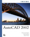 Inside AutoCAD 2002 (Inside (New Riders)) - David Harrington, Bill Burchard, David Pitzer
