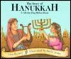 The Story of Hanukkah: A Lift-The-Flap Rebus Book - Lisa Rojany Buccieri