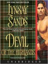 Devil of the Highlands (Audio) - Lynsay Sands, Marianna Palk