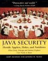 Java Security: Hostile Applets, Holes, and Antidotes - Gary McGraw