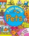 I Can Write Pets - Simon Abbott
