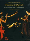 Selected Poetry of Francisco de Quevedo: A Bilingual Edition - Francisco de Quevedo, Christopher Johnson