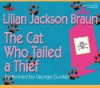 The Cat Who Tailed a Thief (Cat Who..., #19) - George Guidall, Lilian Jackson Braun