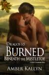 Burned Beneath The Mistletoe: A short Christmas Story (Dragos Book 1.5) - Amber Kallyn