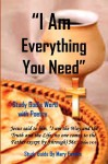 """I Am Everything You Need"" Study God's Word with Poetry - Mary Favors"