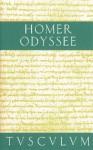 Die Odyssee: Griechisch - Deutsch - Homer, Anton Weiher