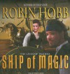 Ship of Magic - Robin Hobb, Anne Flosnik
