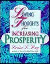 Loving Thoughts for Increasing Prosperity - Louise L. Hay, Dan Olmos