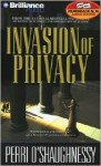 Invasion of Privacy (Audio) - Perri O'Shaughnessy, Laural Merlington
