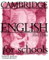 Cambridge English for Schools Tests 3 - Patricia Aspinall, George Bethell