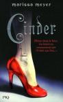 Cinder (Chroniques lunaires, #1) - Marissa Meyer, Guillaume Fournier
