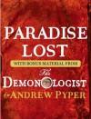 Paradise Lost (with bonus material from The Demonologist) - John Milton, Andrew Pyper