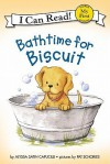 Bathtime for Biscuit (My First I Can Read Book Series) - Alyssa Satin Capucilli, Pat Schories