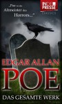 Edgar Allan Poe - Das gesamte Werk (Der Rabe, Das verräterische Herz, Der Doppelmord in der Rue Morgue u.v.m.) (IDP Classics) (German Edition) - Edgar Allan Poe, Daniel Reich