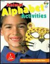 Animal Alphabet Activities - Fearon, Cynthia Payne