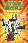 Clone Wars Adventures, Vol. 3 (Star Wars) - Haden Blackman, Ryan Kaufman, Thomas Andrews, Matt Fillbach, Shawn Fillbach