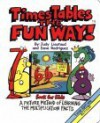 Times Tables the Fun Way Book for Kids: A Picture Method of Learning the Multiplication Facts - David Rodriguez, Dave Rodriguez, Judy Rodriguez, Val Chadwick Bagley