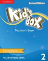 Kid's Box Level 2 Teacher's Book - Melanie Williams, Lucy Frino, Caroline Nixon, Michael Tomlinson