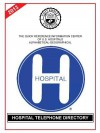 Hospital Telephone Directory, 2013 Edition - Henry A. Rose