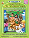 Name That Bible Character!: Grades PK-K (Fun Faith-Builders) - Sharon Thompson, Carson-Dellosa Christian Publishing Co., Inc.