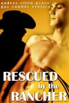 Rescued by the Rancher (Gay Cowboy Erotica) - Audrey Ellen Grace