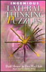 Ingenious Lateral Thinking Puzzles - Paul Sloane, Des MacHale, Myron Miller