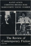 The Review of Contemporary Fiction. Vol. 9, No. 3, Kathy Acker, Christine Brooke-Rose, Marguerite Young Number - John O'Brien