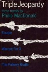 Triple Jeopardy - Philip MacDonald