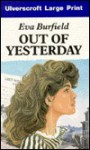 Out of Yesterday - Eva Burfield