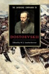 The Cambridge Companion to Dostoevskii (Cambridge Companions to Literature) - William J. Leatherbarrow