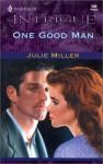 One Good Man - Julie Miller