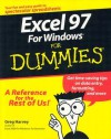 Excel 97 Windows for Dummies - Greg Harvey