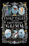 Fairy Tales from the Brothers Grimm: Deluxe Hardcover Classic - Grimm Brothers, George Cruikshank