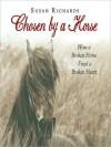 Chosen by a Horse: How a Broken Horse Fixed a Broken Heart (MP3 Book) - Susan Richards, Lorna Raver