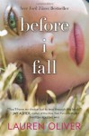 Before I Fall - Lauren Oliver, Sarah Drew, HarperAudio