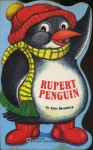 Rupert Penguin (Golden Sturdy Shape) - Amye Rosenberg